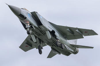 10 - Russia - Air Force Mikoyan-Gurevich MiG-31 (all models)