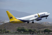 First Boeing 737-800 in Monarch Airlines fleet title=