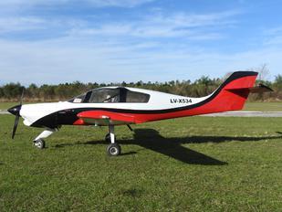 LV-X534 - Private Wheeler Technology Express