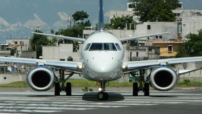 XA-GAR - Aeromexico Connect Embraer ERJ-190 (190-100)