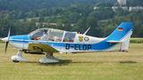 Private Robin DR.400 series D-ELDP at Prievidza airport