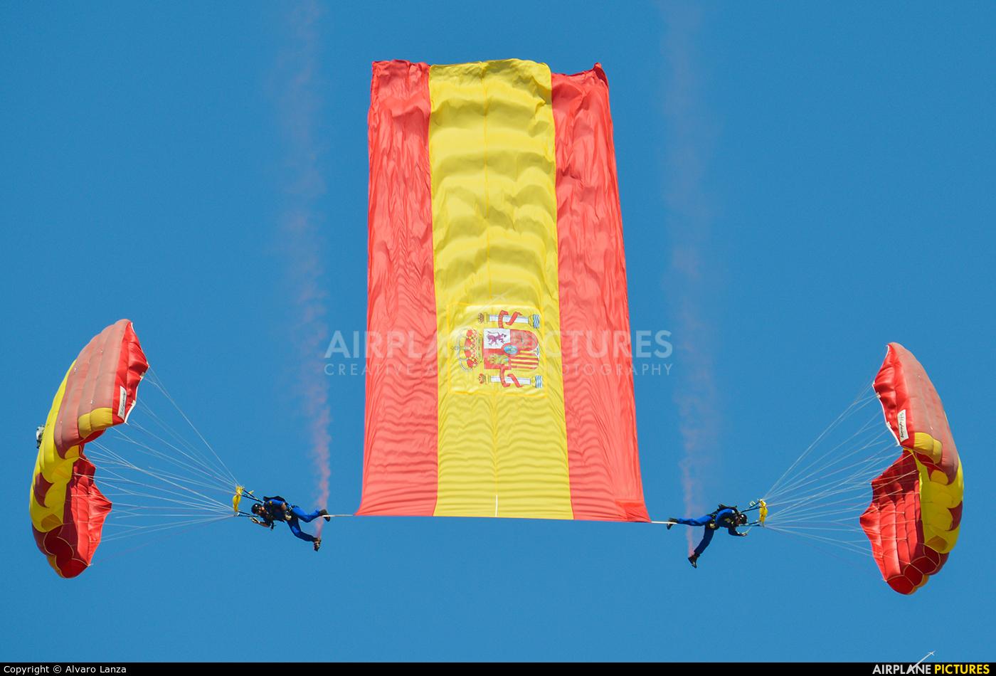 Spain - Air Force - aircraft at Gijon