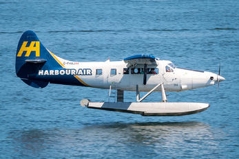 C-FHAJ - Harbour Air de Havilland Canada DHC-3 Otter