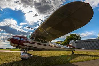 N3037B - Private Cessna 195 (all models)