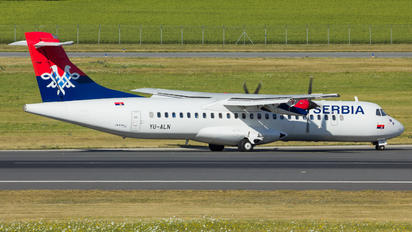 YU-ALN - Air Serbia ATR 72 (all models)