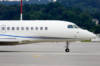 G-STMT - Private Dassault Falcon 7X