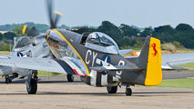 N251RJ - The Fighter Collection North American P-51D Mustang aircraft