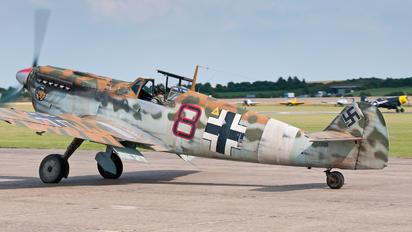 G-AWHK - Private Hispano Aviación HA-1112 Buchon