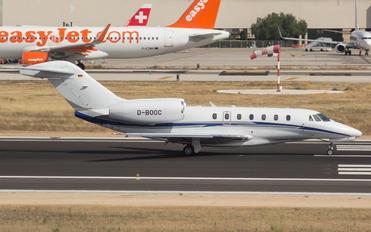 D-BOOC - Air X Cessna 750 Citation X
