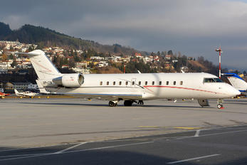 VP-CON - Lukoil-Avia Canadair CL-600 Challenger 850