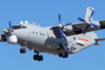 9361 - China - Navy Shaanxi Y-8