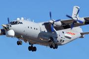 9361 - China - Navy Shaanxi Y-8 aircraft
