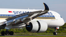 9V-SMC - Singapore Airlines Airbus A350-900 aircraft
