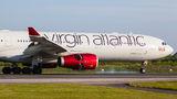 Virgin Atlantic Airbus A330-300 G-VNYC at Manchester airport