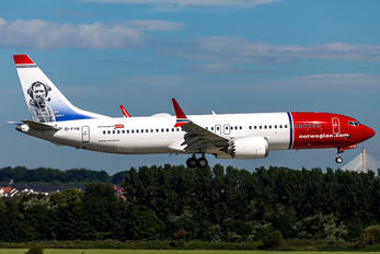 EI-FYB - Norwegian Air Shuttle Boeing 737-8 MAX