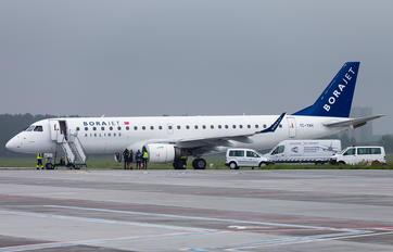TC-YAH - Bora Jet Airlines Embraer ERJ-190 (190-100)