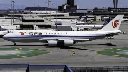 B-2481 - Air China Boeing 747-8
