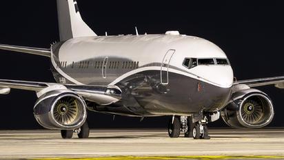 VP-BBW - Gama Aviation Boeing 737-700 BBJ