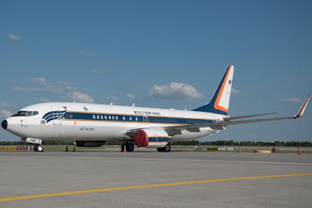 HS-HMK - Thailand - Air Force Boeing 737-800