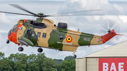 RS02 - Belgium - Air Force Westland Sea King Mk.48