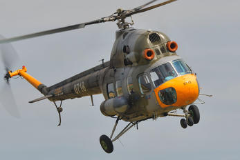 0718 - Czech - Air Force Mil Mi-2