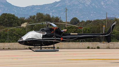 I-COHO - Private Eurocopter AS350 Ecureuil / Squirrel