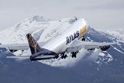 N854GT - Atlas Air Boeing 747-8F aircraft