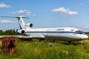 RA-85774 - Gazpromavia Tupolev Tu-154M aircraft