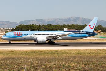 G-TUIJ - TUIfly Boeing 787-9 Dreamliner