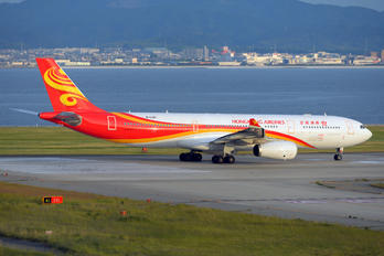 B-LNU - Hong Kong Airlines Airbus A330-300
