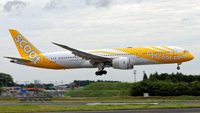9V-OJD - Scoot Boeing 787-9 Dreamliner