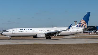 N39461 - United Airlines Boeing 737-900ER
