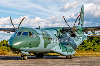 2809 - Brazil - Air Force Casa C-105A Amazonas