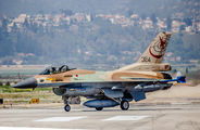 324 - Israel - Defence Force General Dynamics F-16C Barak aircraft