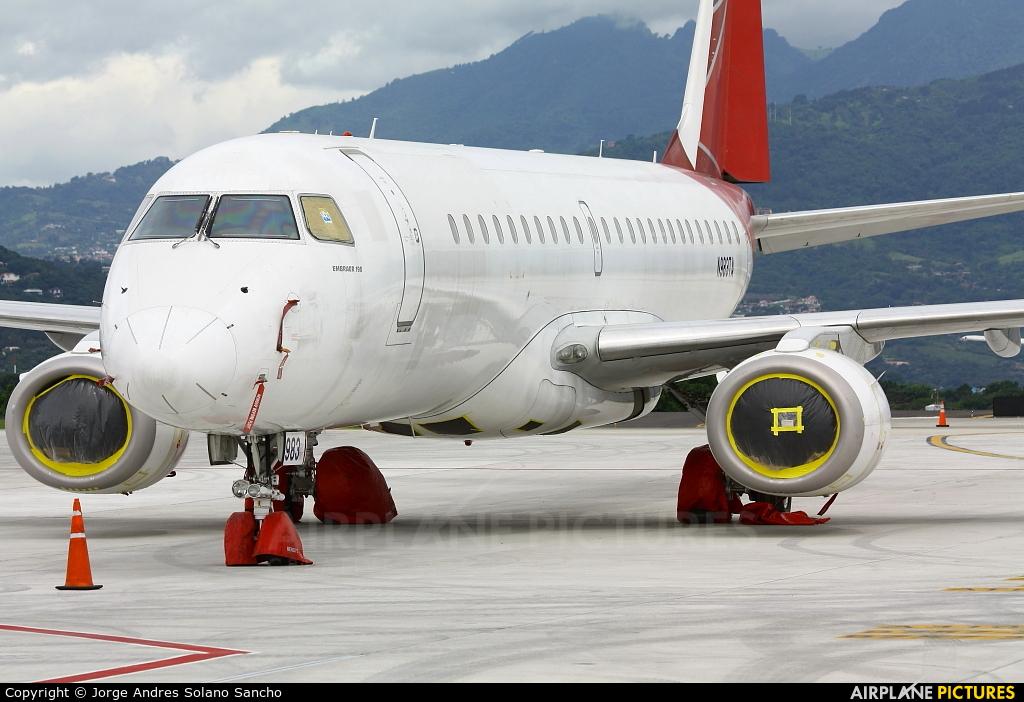 TACA N983TA aircraft at San Jose - Juan Santamaría Intl