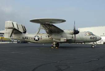 164108 - USA - Navy Grumman E-2C Hawkeye