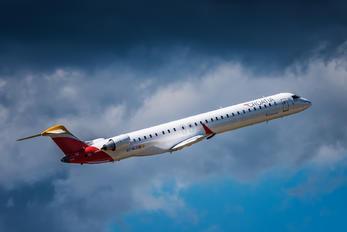 EC-MLO - Air Nostrum - Iberia Regional Bombardier CRJ-1000NextGen