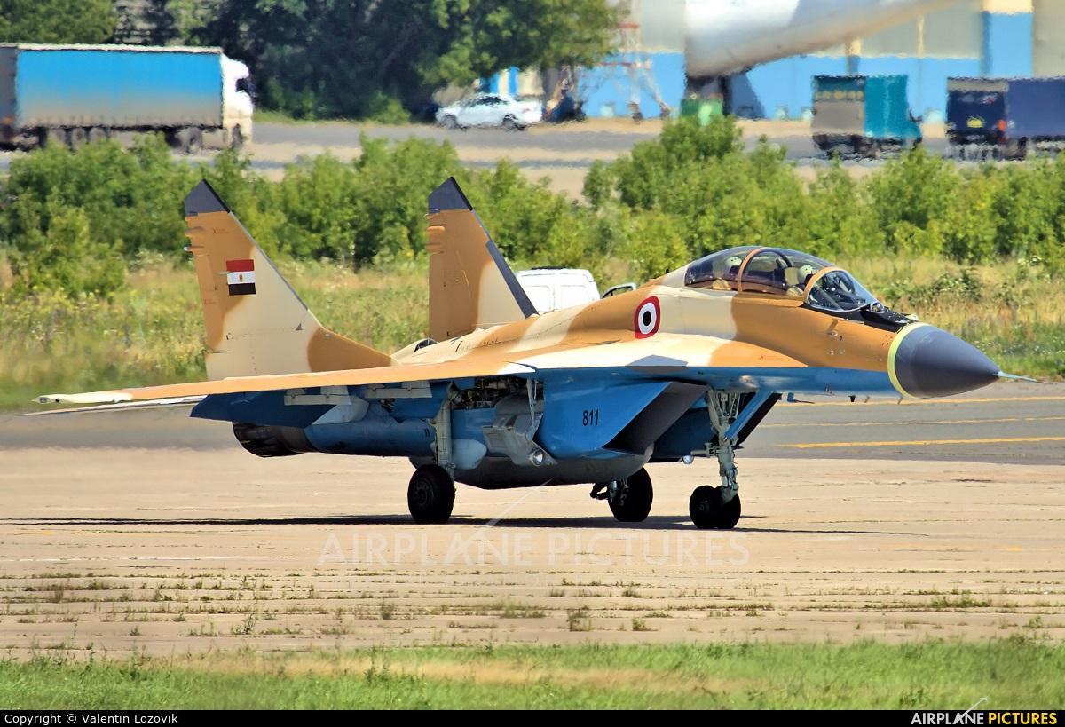 Egypt - Air Force 811 aircraft at Ramenskoye - Zhukovsky