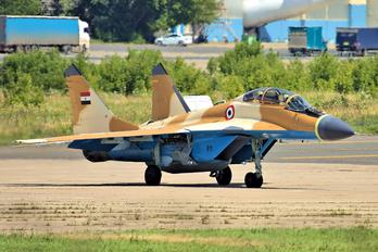 811 - Egypt - Air Force Mikoyan-Gurevich MiG-29M2