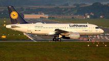 D-AIBF - Lufthansa Airbus A319 aircraft
