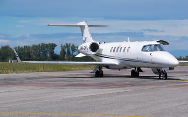 9H-CFL - Private Bombardier Learjet 45