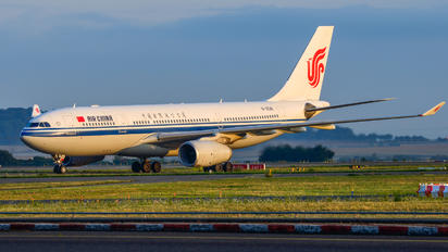 B-6541 - Air China Airbus A330-200