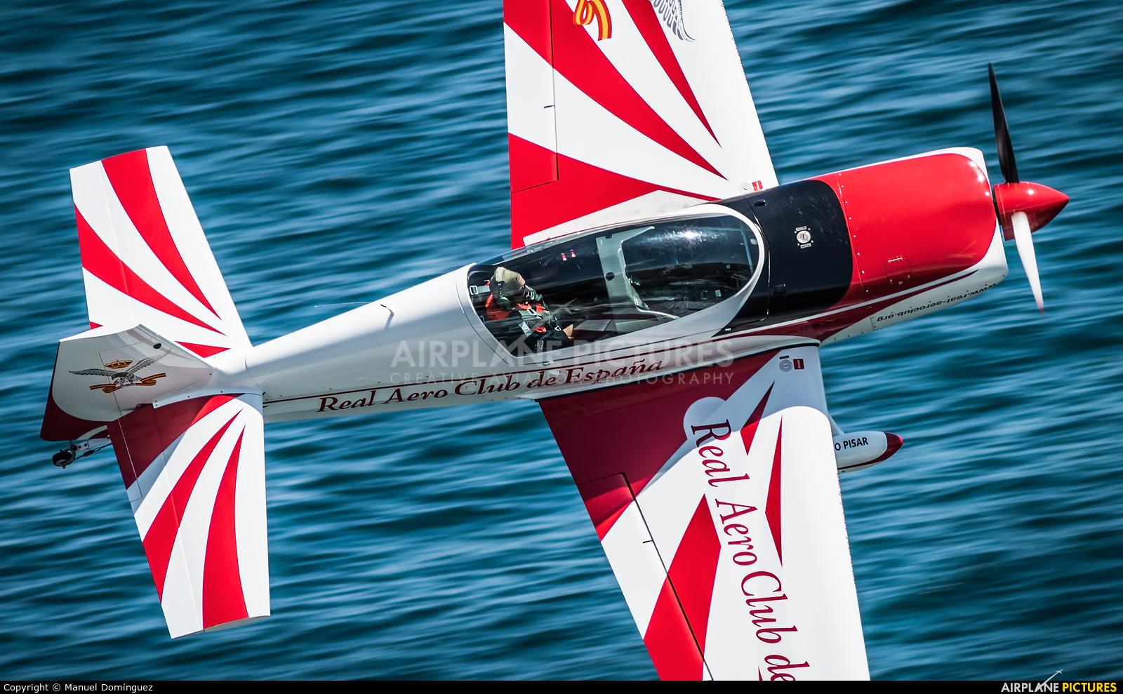Real Aero Club de España EC-KFV aircraft at Off Airport - Spain