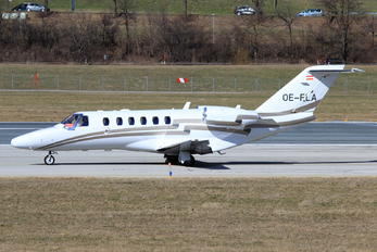 OE-FLA - FlyTyrol Cessna 525A Citation CJ2