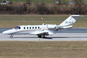 OE-FLA - FlyTyrol Cessna 525A Citation CJ2