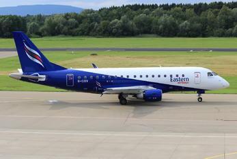 G-CIXV - Eastern Airways Embraer ERJ-170 (170-100)