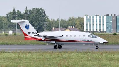 SP-MXI - Polish Medical Air Rescue - Lotnicze Pogotowie Ratunkowe Piaggio P.180 Avanti I & II