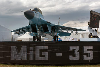 - - Russia - Air Force Mikoyan-Gurevich MiG-35