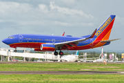 N7743B - Southwest Airlines Boeing 737-700 aircraft