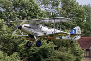 K5414 - The Shuttleworth Collection Hawker Hind aircraft
